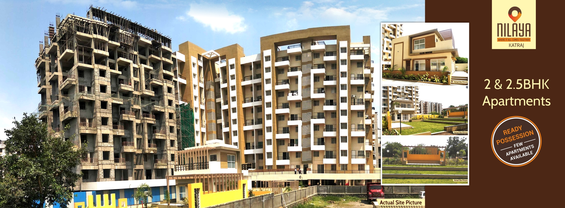 3BHK - 4BHK Flats, Apartments in Baner